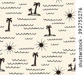 Simple Seamless Pattern With...