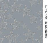 seamless retro tile. vector. | Shutterstock .eps vector #39276874