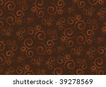 coffee color background | Shutterstock .eps vector #39278569