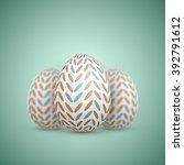 illustration of realistic... | Shutterstock .eps vector #392791612