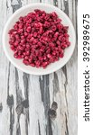 Dried Pomegranate Seeds In...