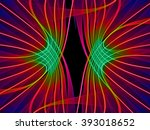 grid worlds two series.... | Shutterstock . vector #393018652