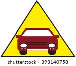 vehicle  icon | Shutterstock .eps vector #393140758