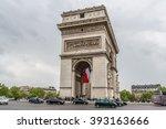 paris  france   april 25  2015  ... | Shutterstock . vector #393163666