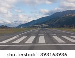 Landing Strip Of Queenstown...