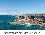 Barbados Ocean And Rocks Next...