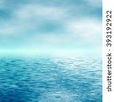 landscape water background    | Shutterstock . vector #393192922