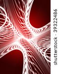 christmas background. abstract... | Shutterstock . vector #39322486