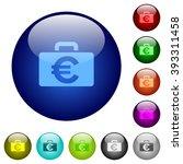 set of color euro bag glass web ...