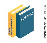 business books icon. business...