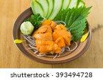 Japanese Uni  Sea Urchin Roe .