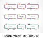 speech  bubble with different...   Shutterstock .eps vector #393505942