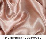 Pink Gold Color Silk Backgroun...