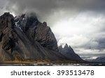 Scenic Mountain Landscape Shot