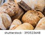 breads | Shutterstock . vector #393523648
