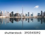 Dubai Skyline  United Arab...