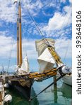 Small photo of KEY WEST, FLORIDA USA - 2 MAY 2015 - The Sailing Schooner America 2. America 2 is Modelled on the Winner of First Americas Cup Yacht Race in 1851 and is used for Sightseeing Cruises around Key West