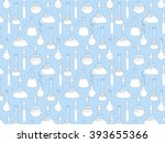 colorful vector background with ... | Shutterstock .eps vector #393655366
