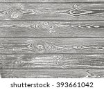 realistic wood board. natural... | Shutterstock .eps vector #393661042