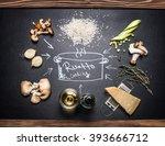cooking ingredients for...   Shutterstock . vector #393666712