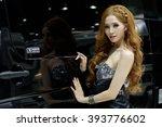 bangkok  thailand   august 6 ... | Shutterstock . vector #393776602
