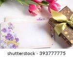 happy mother's day | Shutterstock . vector #393777775