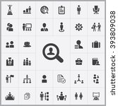 simple human resources icons...