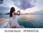 Luxury Travel On The Yacht....