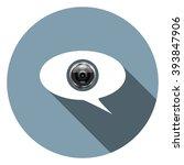 video chat | Shutterstock .eps vector #393847906