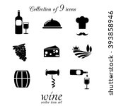 wedding icon set. vector...
