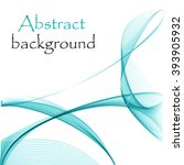 abstract background with... | Shutterstock .eps vector #393905932