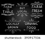'farm to table'  'buy local'  ...