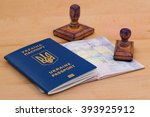 Passports With Visas And Stamps