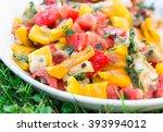 Grilled Vegetables Salad With...