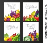 Four Vertical Banners With...