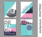 layout design  template ...   Shutterstock .eps vector #394079002