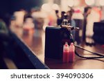 airbrusher for professional... | Shutterstock . vector #394090306