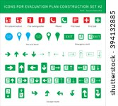Fire Safety Icons For...