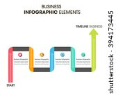 business infographics vector...