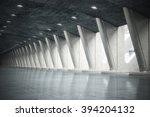 Modern Futuristic Empty...