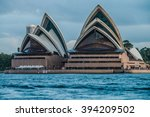 sydney   march 8  close up view ... | Shutterstock . vector #394209502