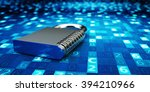 securing  privacy  safety data... | Shutterstock . vector #394210966