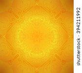 retro vintage vector seamless...   Shutterstock .eps vector #394211992