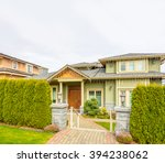 a very neat and colorful home... | Shutterstock . vector #394238062