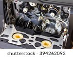 Close Up Mechanism Of The...