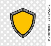 security icon design  | Shutterstock .eps vector #394292242