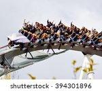 osaka  japan   feb. 17 2016... | Shutterstock . vector #394301896