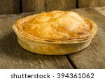 Whole Shortcrust Pastry Pie On...
