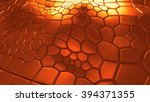 abstract 3d background with... | Shutterstock . vector #394371355