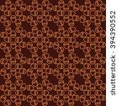 easter pattern. vector seamless ...   Shutterstock .eps vector #394390552